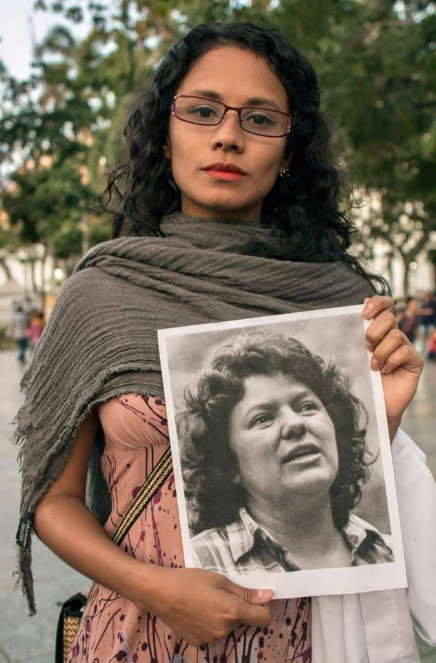 Berta solidaridad 33 venezuela