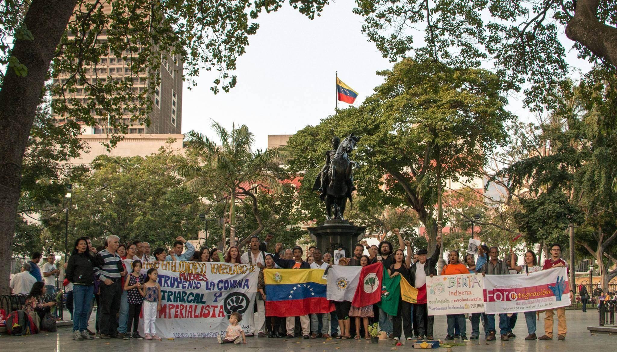 berta solidaridad 25 venezuela