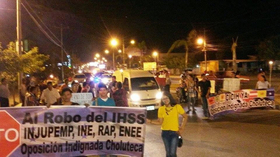 berta solidaridad 32 honduras