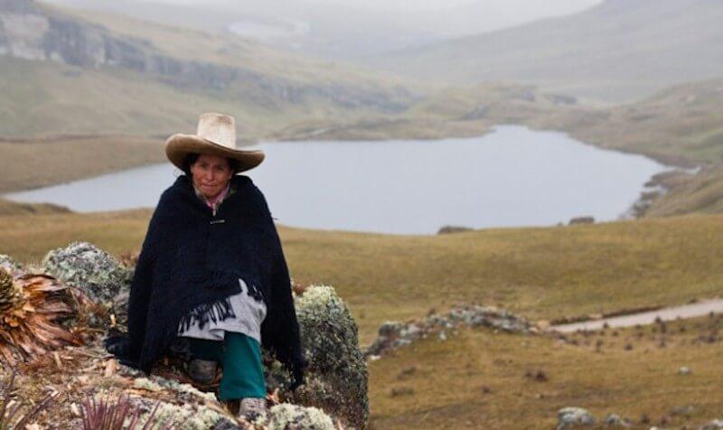 Premio Goldman para Máxima Acuña, defensora del agua y de la tierra contra la minería