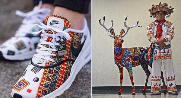 Nike lanza colección de tenis inspirada en diseños indígenas