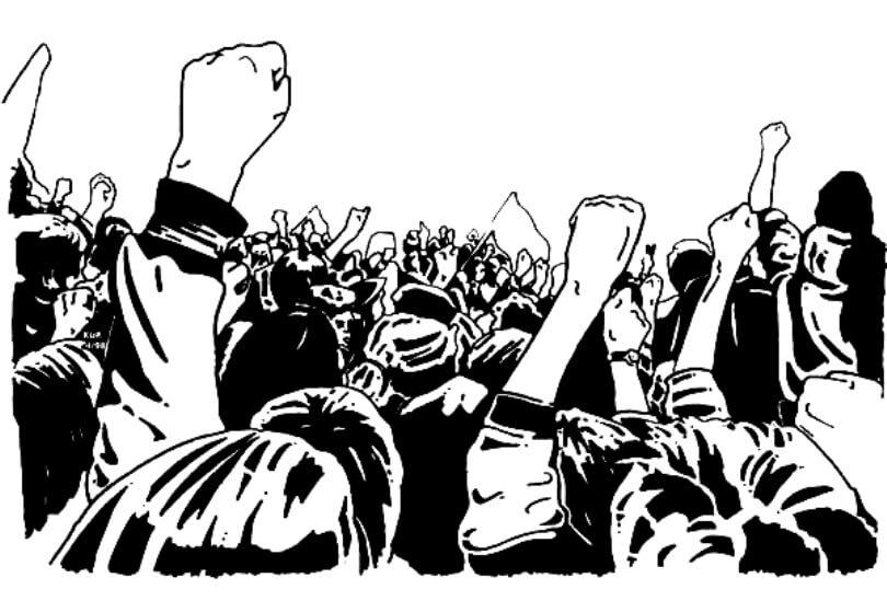 Redes sociales poder popular