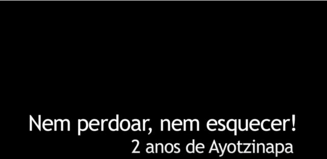 video Ayotzi 2 Brasil