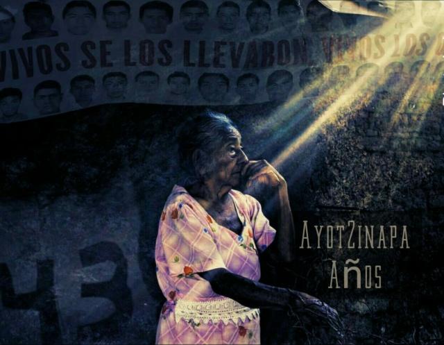 Ayotzinapa en NY / Somos los otros NY