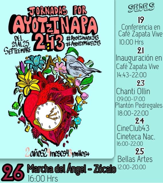 DF Ayotzinapa