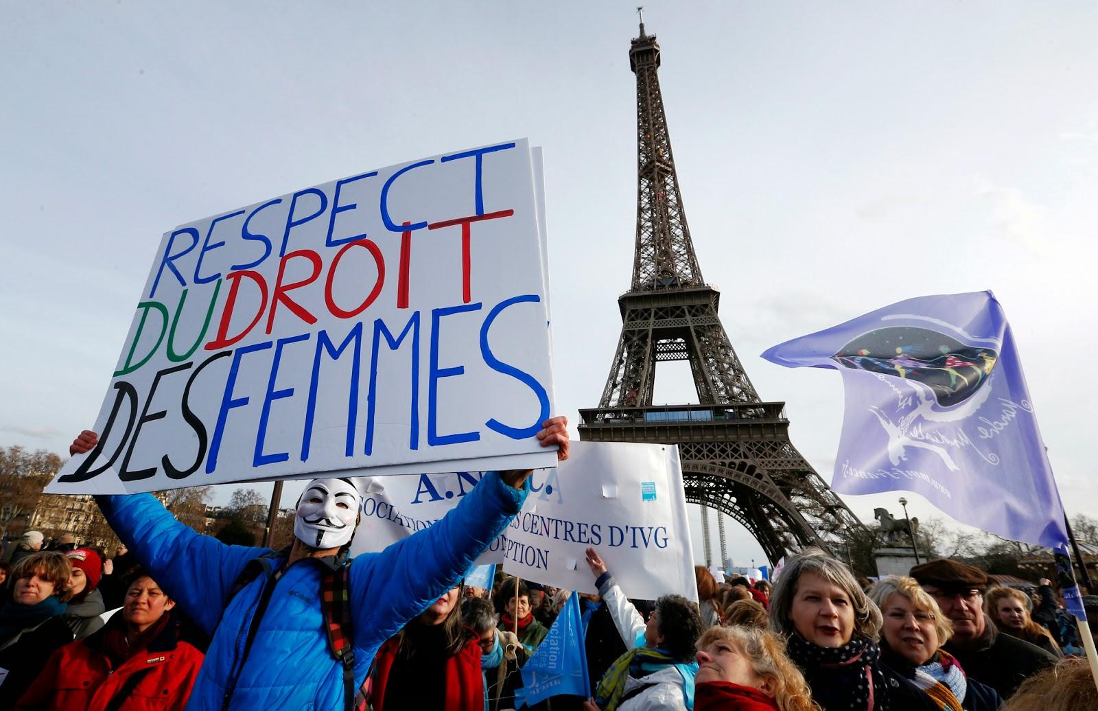 En Abril Se Concretara El Aborto Universal Y Gratuito En Francia