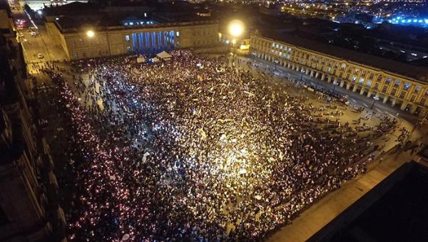 Resultado de imagen para movilizaciones por la paz 2016