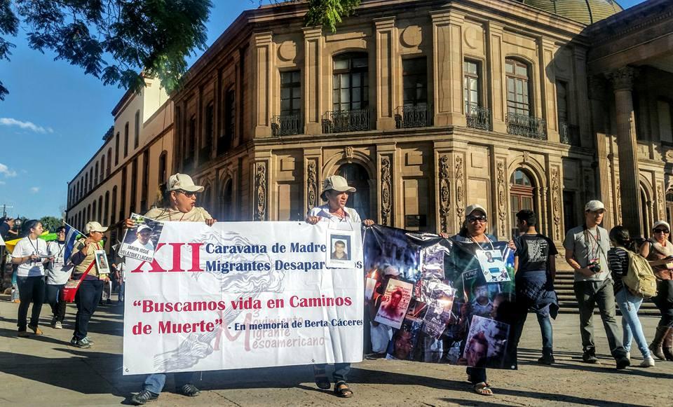foto: Movimiento Migrante Mesoamericano