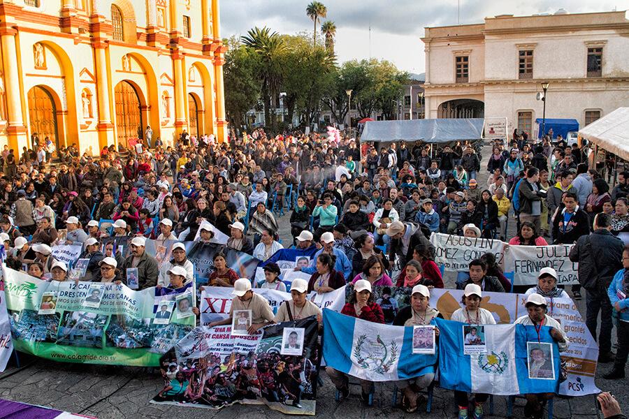 foto: Consuelo Pagaza / Movimiento Migrante Mesoamericano