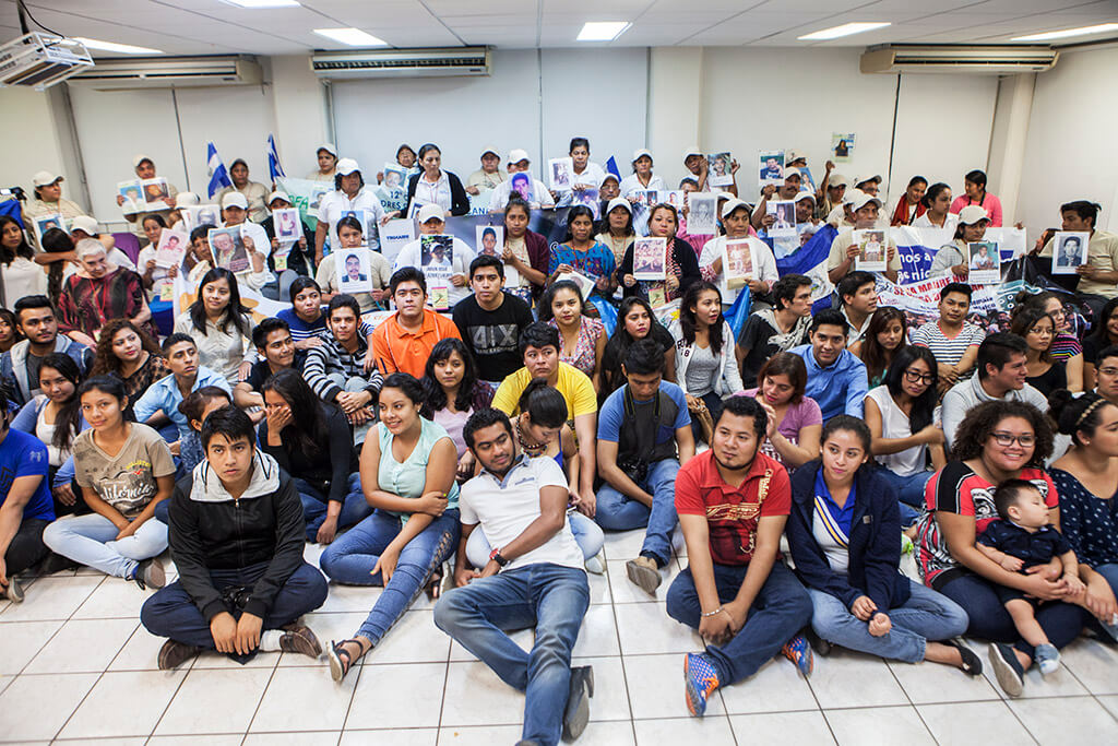 foto: Prometeo Lucero / Movimiento Migrante Mesoamericano