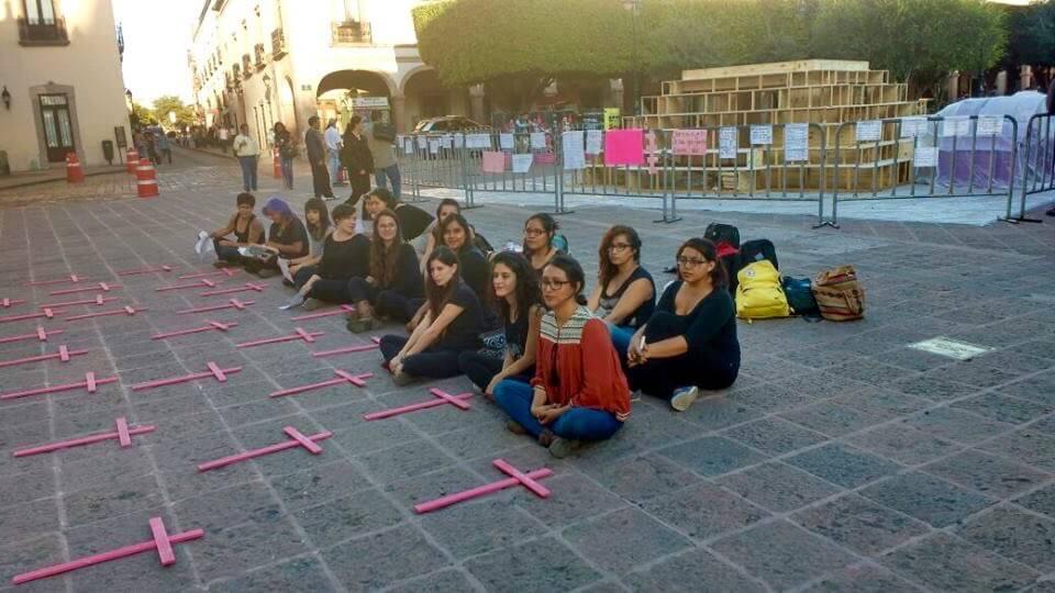 Activistas Querétaro