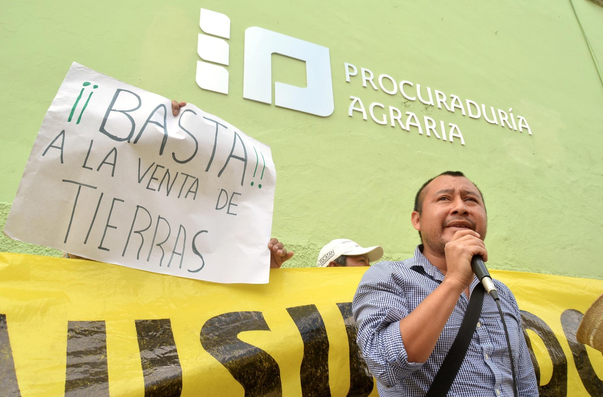 foto: Rodrigo Díaz Guzmán / Indignación