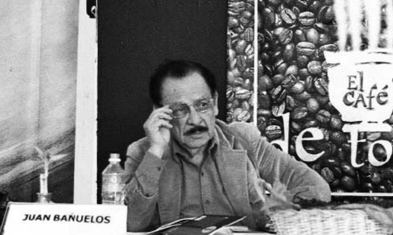 Juan Bañuelos / revista Alforja