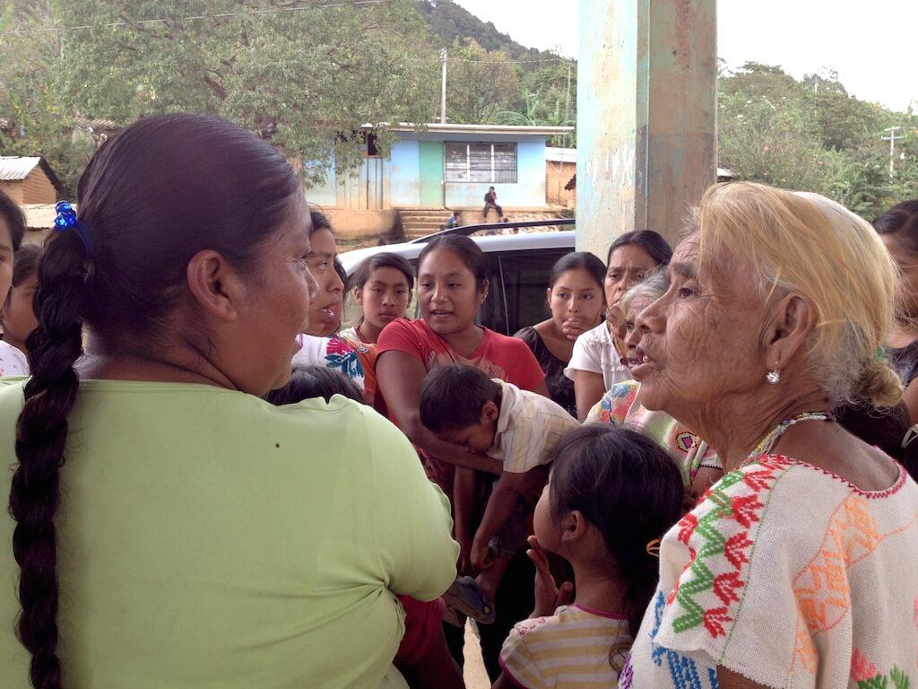 foto: Desinformémonos / Mujeres Montaña Guerrero
