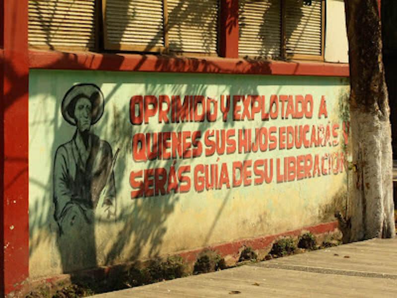 91 Años De La Escuela Normal Rural Raúl Isidro Burgos De