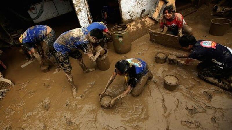 Perú inundaciones foto: Reuters