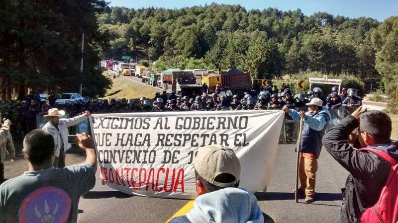 Arantepacua: la traición a un pueblo - Desinformémonos