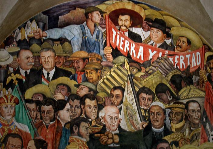 El Zapatismo Y La Revoluci N Mundial En El 98 Aniversario