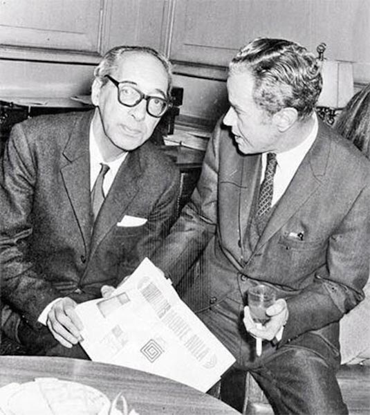 Rulfo y Juan Carlos Onetti