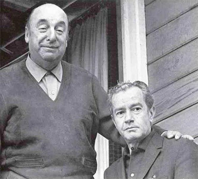 Rulfo y Neruda