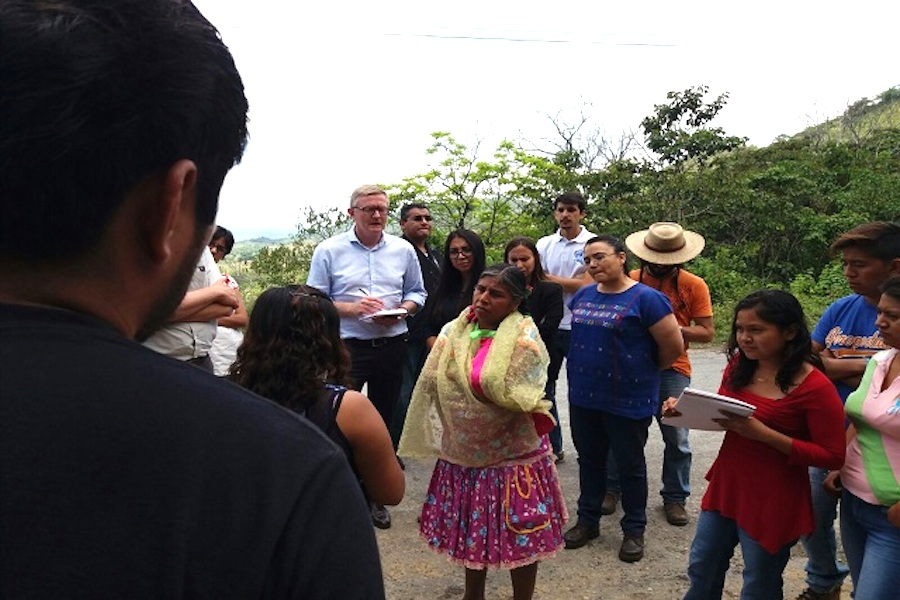 agua visita relator mayo 17