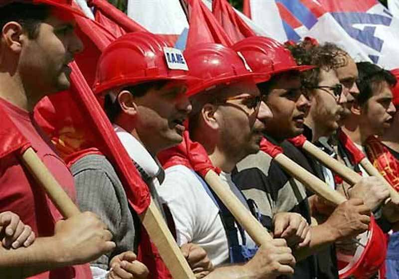 GREECE-MAY DAY-LABOUR