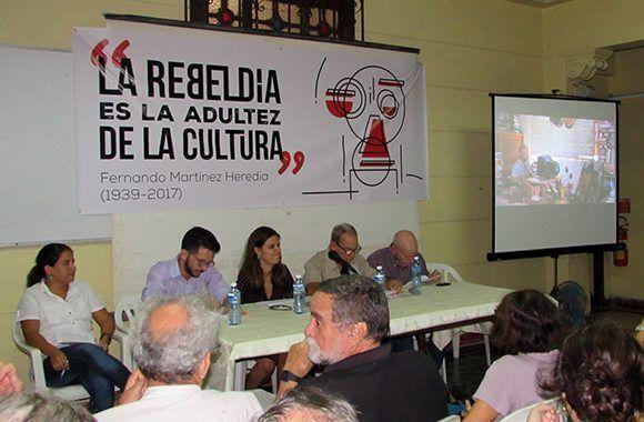 Debaten-sobre-la-vida-y-legado-de-Fernando-Martínez-Heredia-580x380