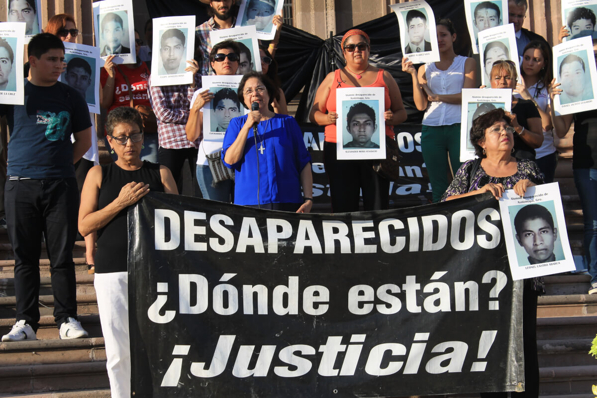 Resultado de imagen para desaparecidos en mexico
