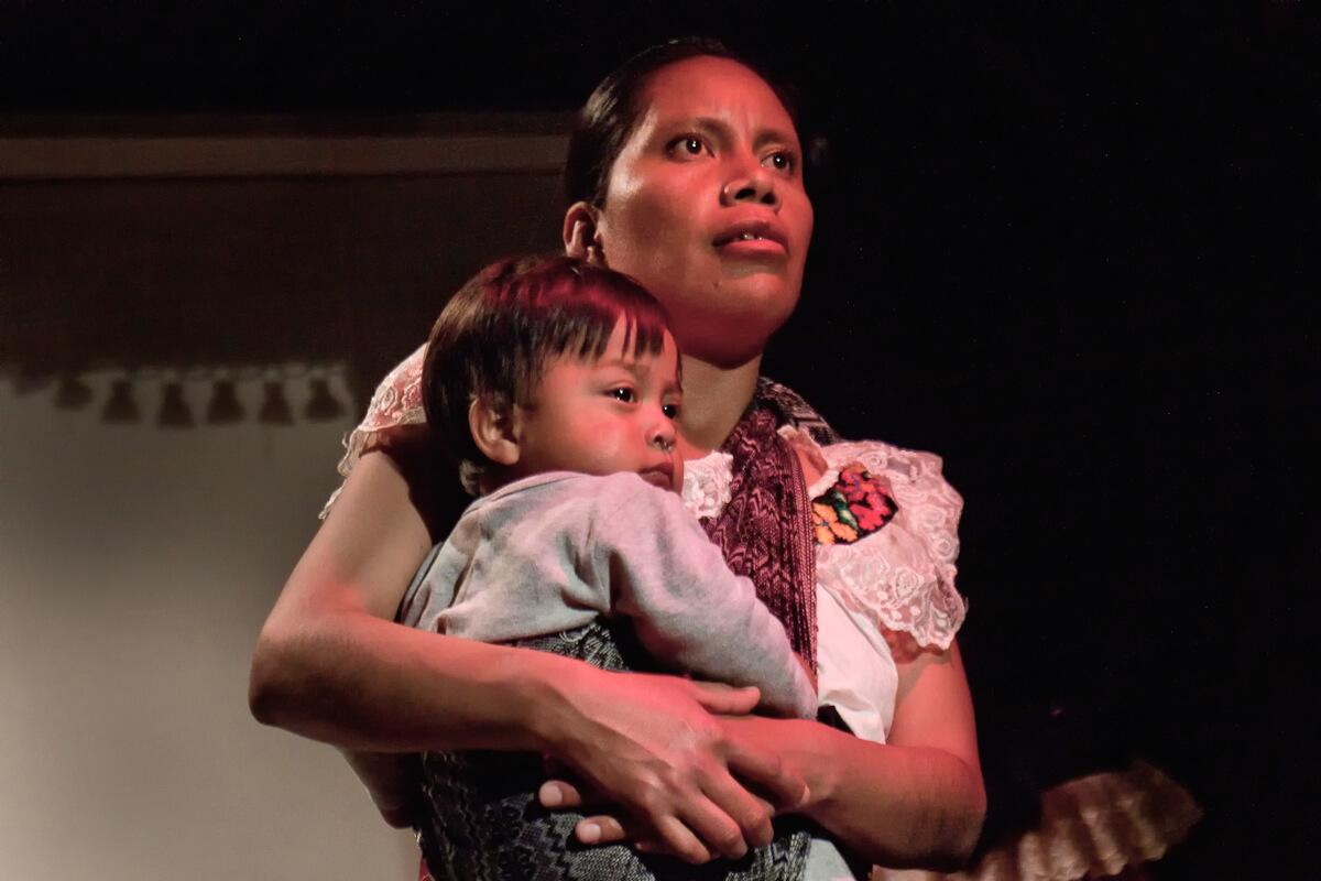 Obra de teatro: Todavía - San Cristóbal de las Casas - Chiapas - México