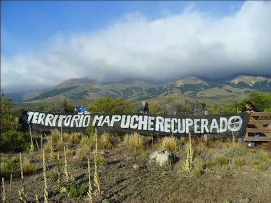 mapuche territorio