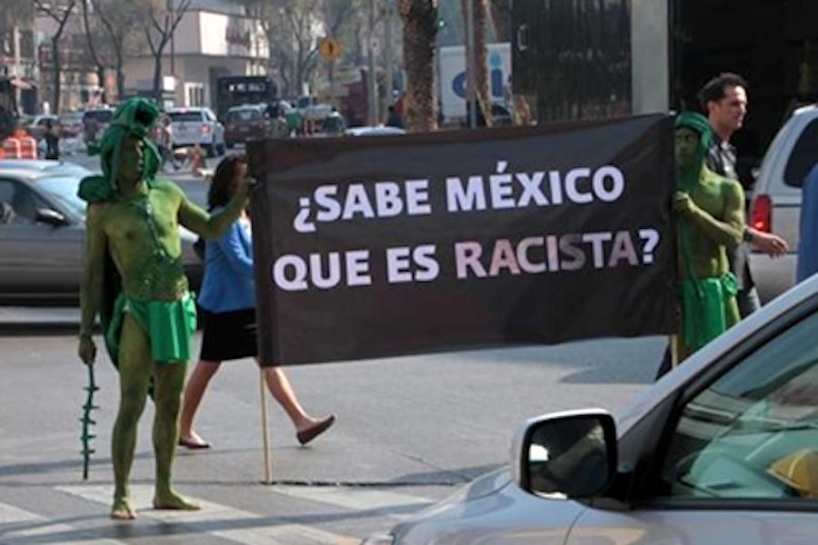 mexico racismo