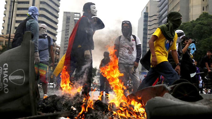 venezuela violencia 1