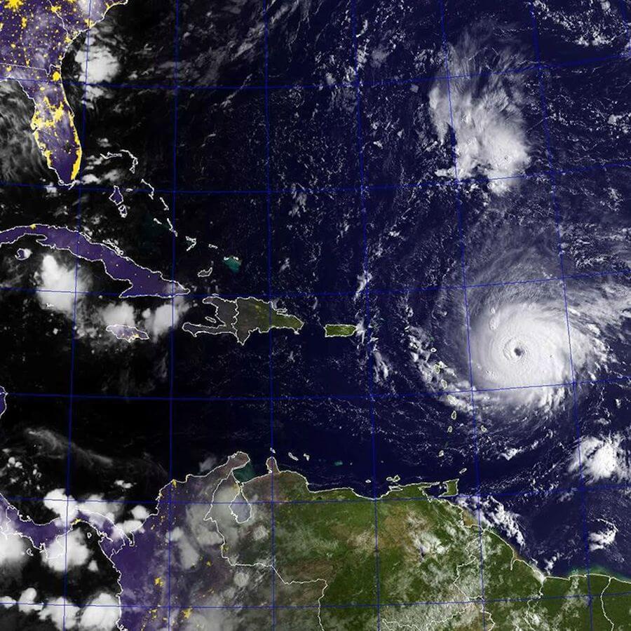 huracán Irma 5sept