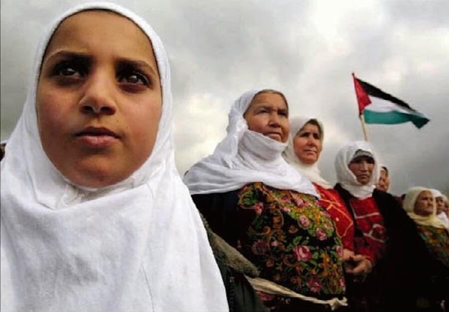 mujeres palestinas 2