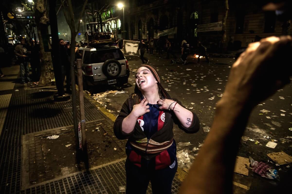 represión santiago 3