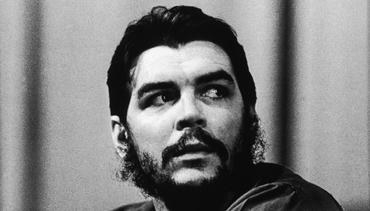 ERNESTO GUEVARA Known as CHE GUEVARA Latin American guerrilla  leader and revolutionary  theorist. *UNAVAILABLE FOR USE IN ASIA AT PRESENT*     Date: 1928 - 1967