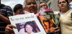 Carta de una madre a su hija, víctima de feminicidio.