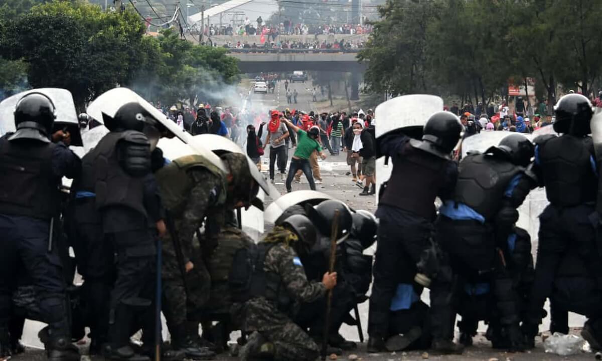 Honduras-suspende-derechos-universales-por-protestas-tras-elecciones