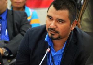 El periodista Jerson Xitumul documentaba la contaminación del Lago De Izabal, está en la cárcel injustamente