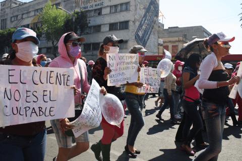 Nueva iniciativa de Ley General Contra la Trata de Personas propuesta por el PRI criminaliza al cliente sexual