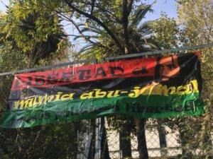 En México exigimos libertad para Mumia