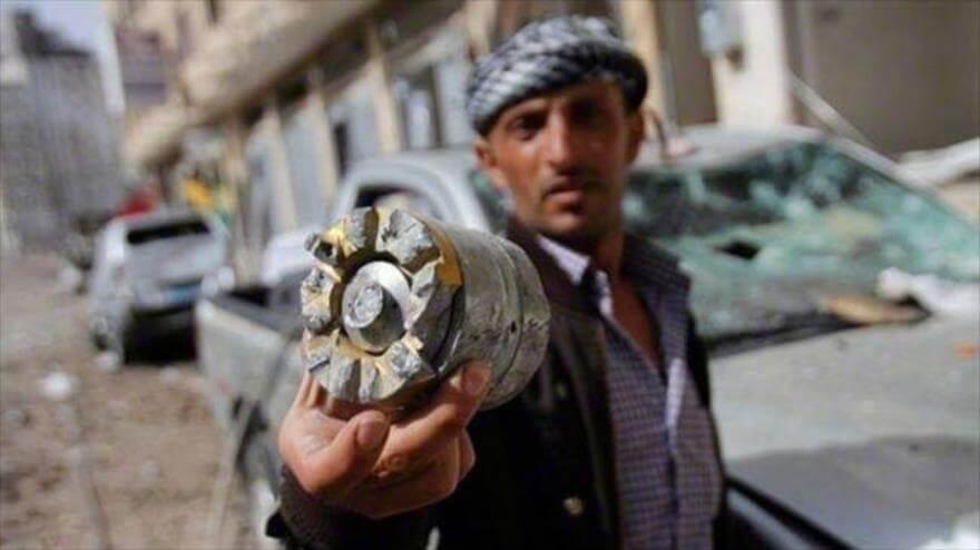 bomba yemen