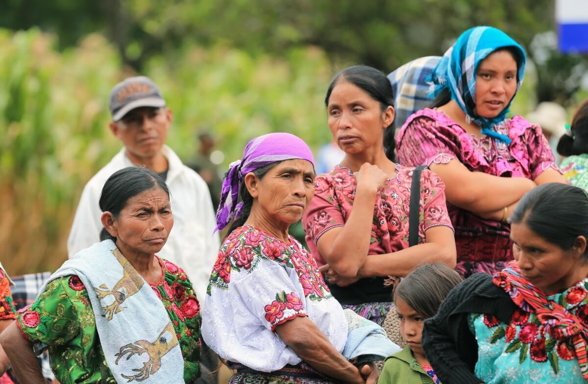 60214113. Guatemala, 14 Feb 2016 (Notimex-Especial).- Representantes de comunidades indígenas de Guatemala viajaron a México para encontrarse con el Papa Francisco en San Cristóbal de las Casas, Chiapas, donde el lunes se efectuará una reunión entre el Pontífice y delegaciones de indígenas mexicanos y de países de Centroamérica. NOTIMEX/FOTO/ESPECIAL/COR/REL/PAPA15/HOY/ SCTBAL/