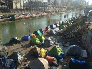 Refugiados Francia