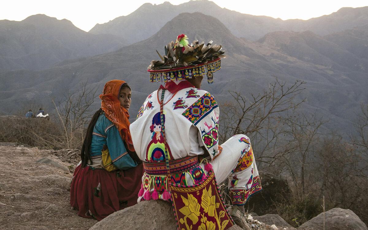Wixárikas de Jalisco demandan cumplir devolución de tierras