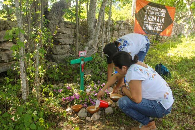 Chablekal y la lucha por la defensa del territorio en Yucatán -  Desinformémonos