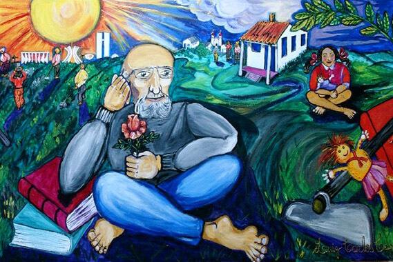 Paulo Freire y la pedagogía de la esperanza en tiempos pandémicos - Desinformémonos