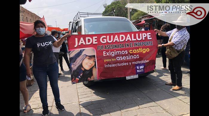 Caravana de madres chiapanecas llega al Istmo para exigir justicia por feminicidios