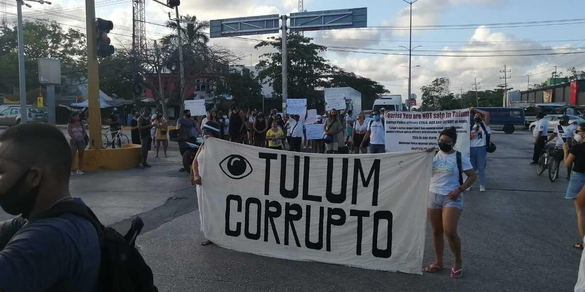 Rotación de cuello por policías provoca la muerte de Victoria en Tulum, reconoce Fiscalía