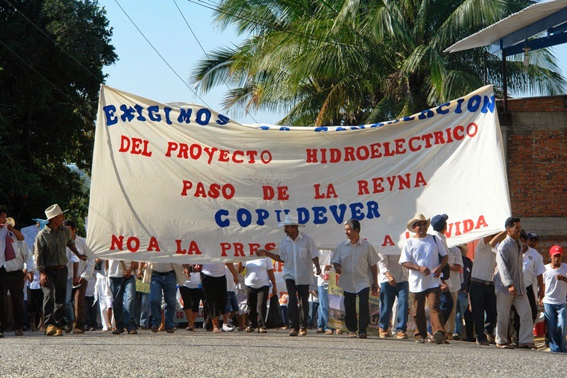 Pueblos y autoridades agrarias exigen seguridad para Paso de la Reyna en Oaxaca